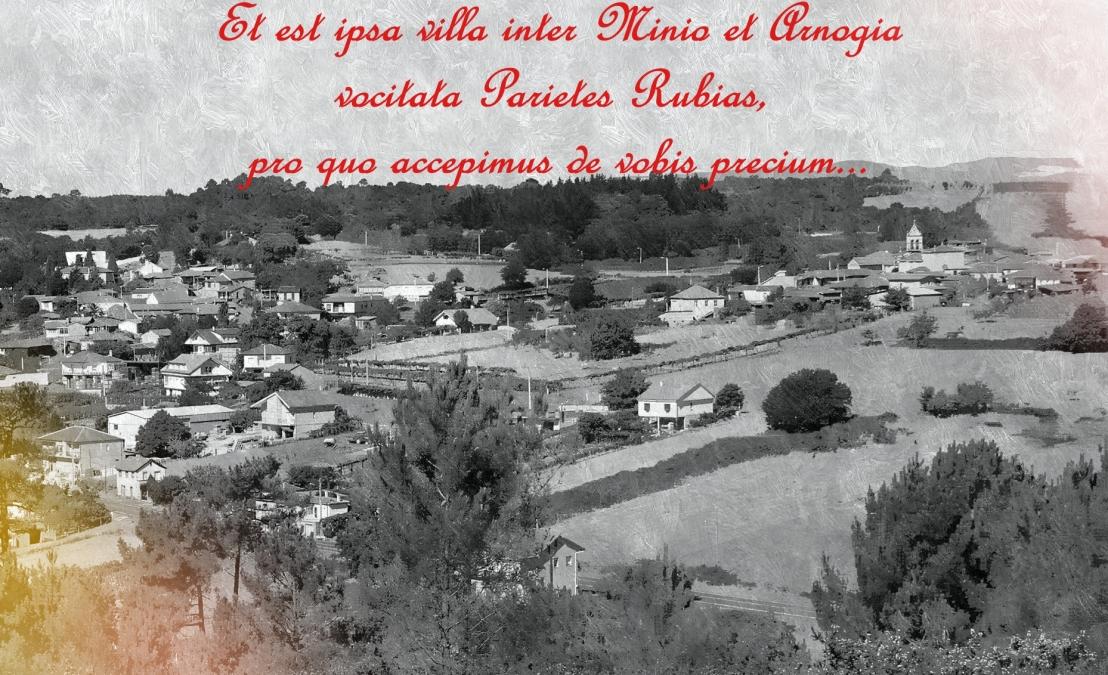 PARDERRUBIAS.                                             Por los Profesores Sierra Freire y FernándezSeara