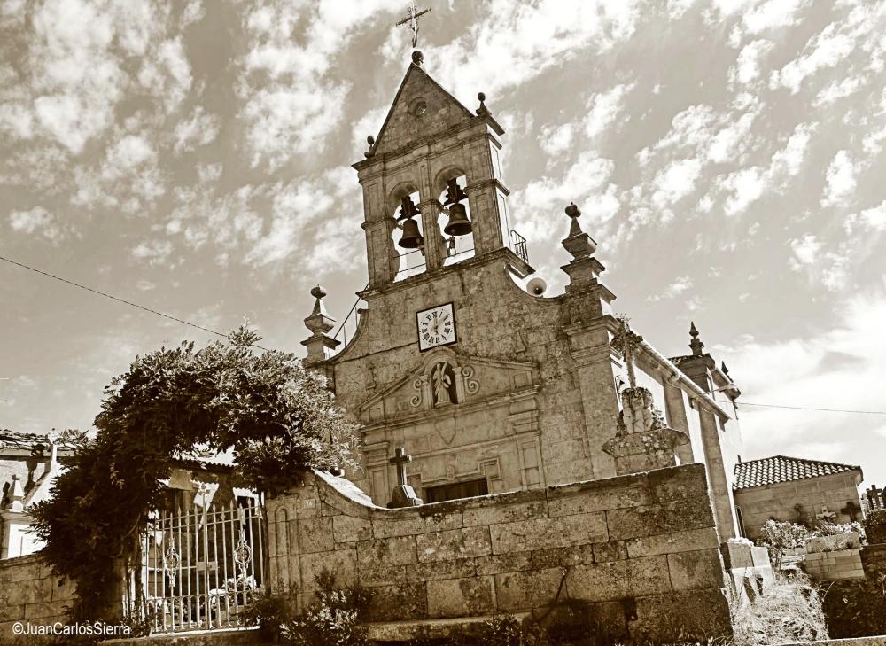 Cronología clerical de la Parroquia de Santa Olaia (1/3)