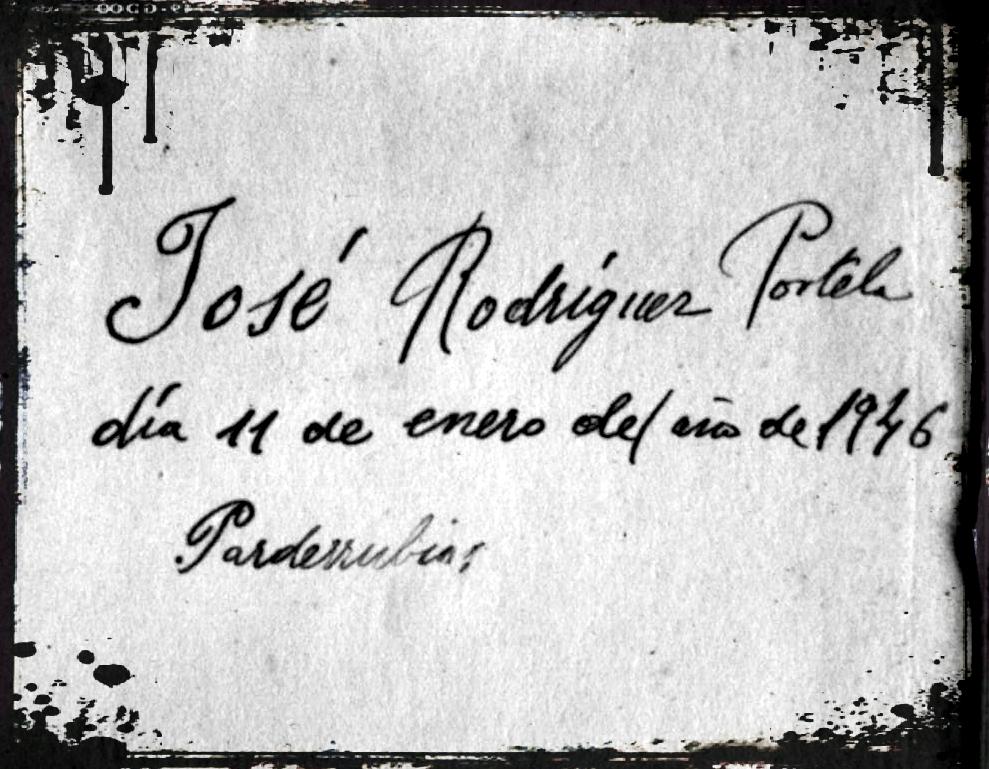 """E42. DON JOSÉ RODRÍGUEZ PORTELA, """"O CÓ"""" (1895-1972). Por Juan Carlos Sierra Freire y José Luis FernándezSeara"""