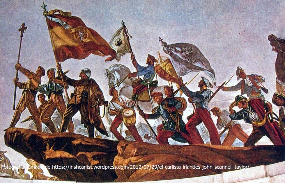 Parderrubias y el XIII Centenario de la Unidad Católica promovido por los Carlistas. Por Juan Carlos SierraFreire