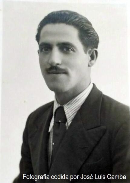 E14. DON ISOLINO CAMBA CASAS (1913-2001). Por Manuel Outumuro Seara (1/6)