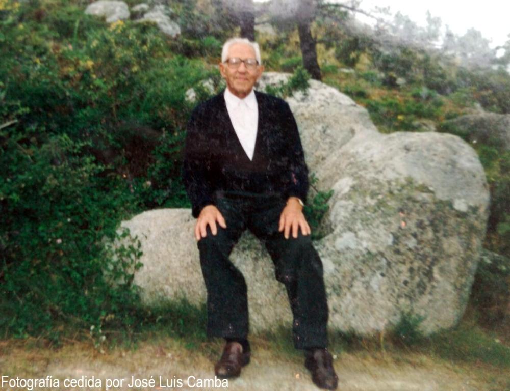 E14. DON ISOLINO CAMBA CASAS (1913-2001). Por Manuel Outumuro Seara (3/6)