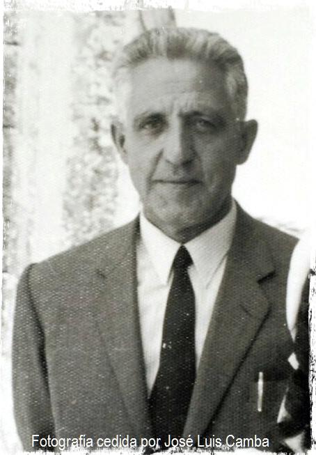 E14. DON ISOLINO CAMBA CASAS (1913-2001). Por Manuel OutumuroSeara
