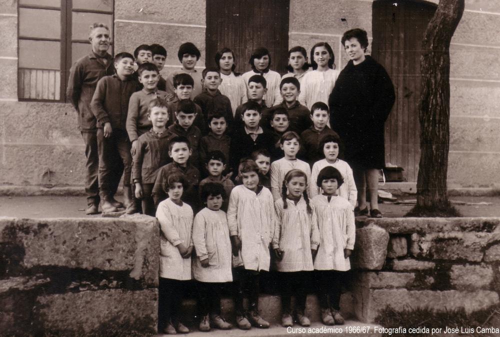 E14. DON ISOLINO CAMBA CASAS (1913-2001). Por Manuel Outumuro Seara (2/6)