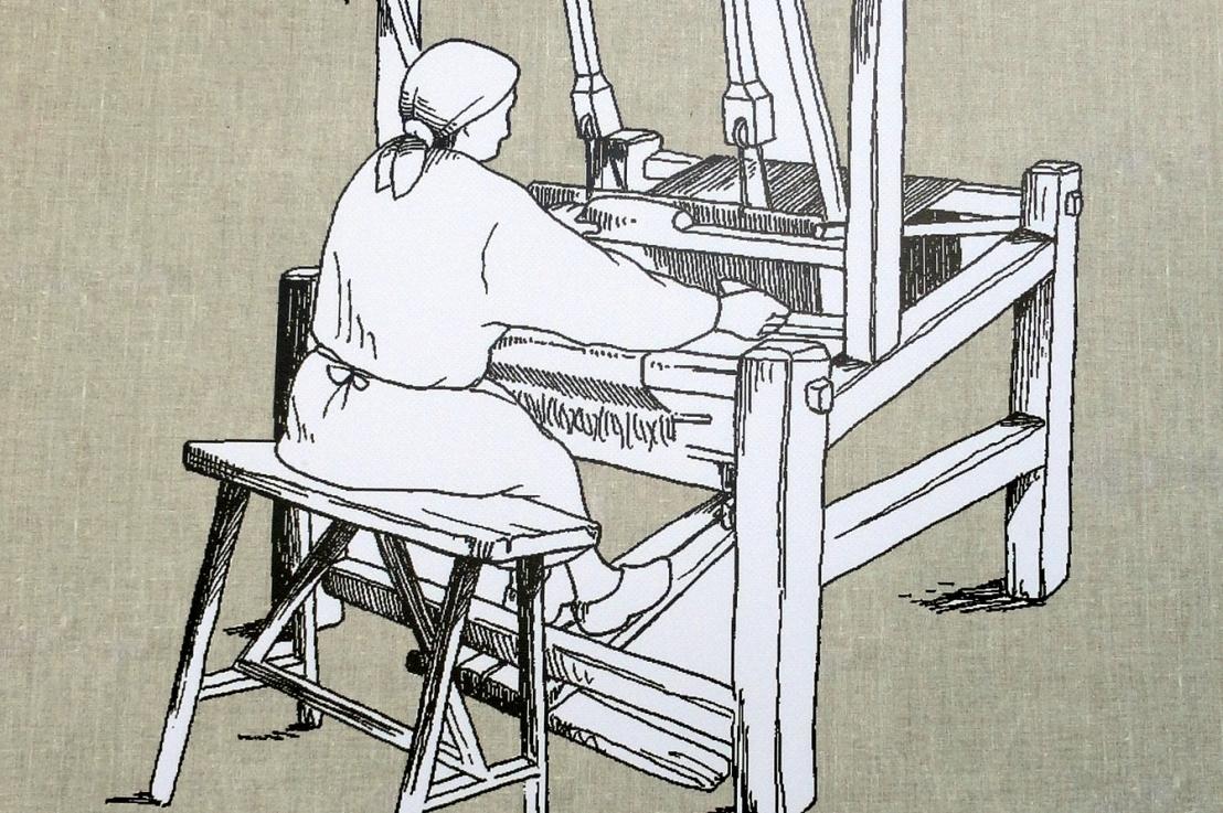 E18. Las tejedoras de Parderrubias. Por Avelino SierraFernández