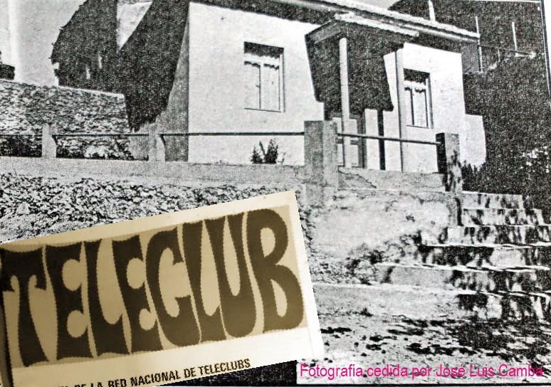 E21. 1966-2016: se cumplen 50 años de la creación del Teleclub de Parderrubias. Por José Luis CambaSeara