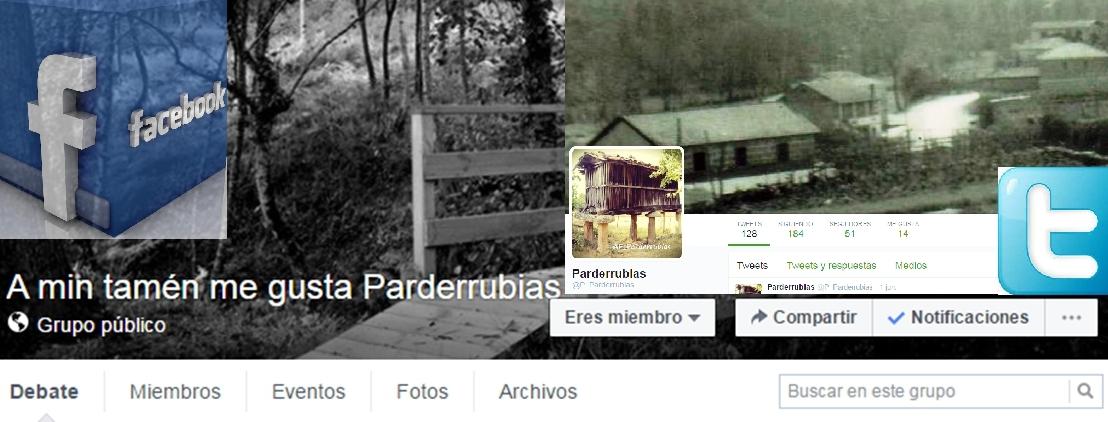 PARDERRUBIAS EN LAS REDES SOCIALES EINTERNET