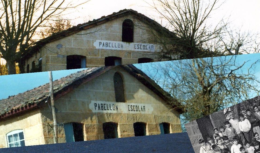 Nuestra Escuela de Parderrubias. Por José Luis Camba Seara y Juan Carlos SierraFreire