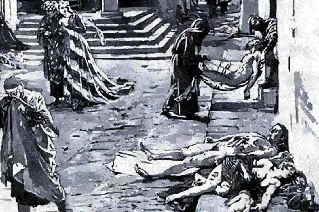 """E45. Se cumplen 100 años de la peor peste de todos los tiempos: la mal denominada """"gripe española"""" de 1918 en Parderrubias. Por Juan Carlos SierraFreire"""