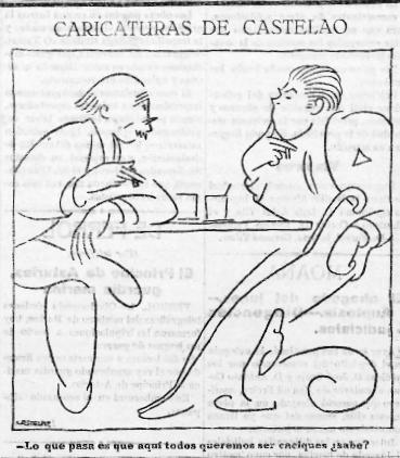 Castelao_Galicia Diario de Vigo 2gosto1922