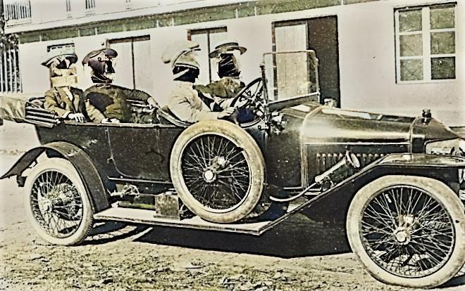 1930_Os Escultores