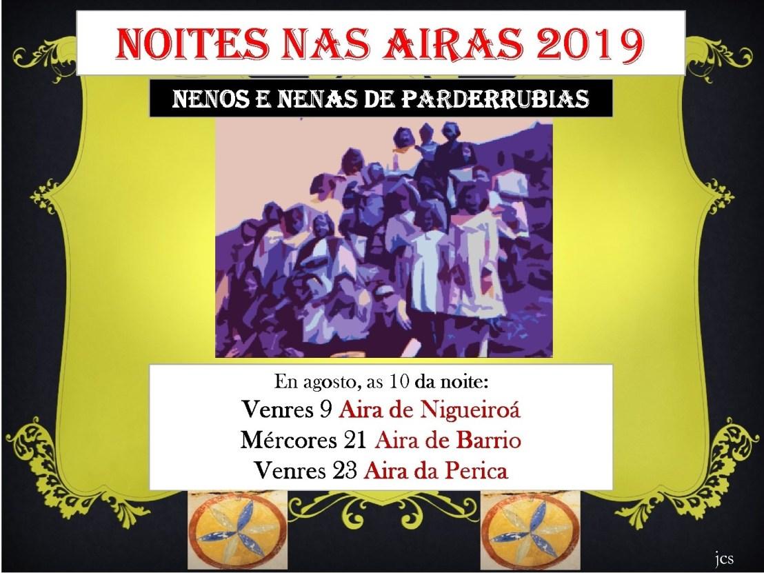 Cartel Airas 2019 sin videox