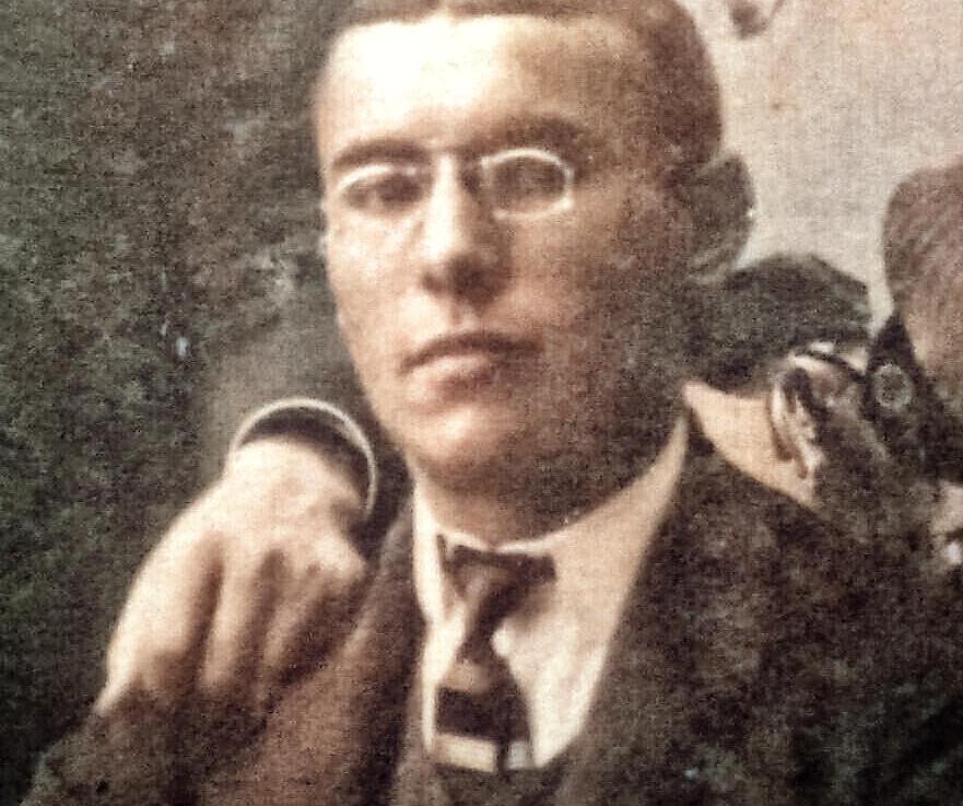 DON ADOLFO OUTUMURO OUTUMURO(1891-1924)