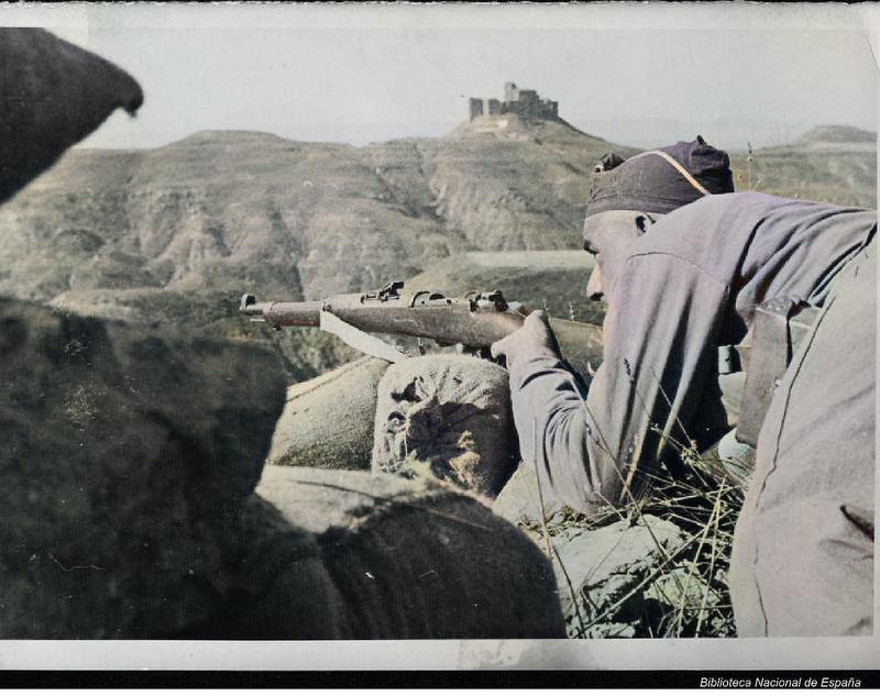 Parderrubias y la Guerra Civil: muerte en el frente de batalla(I)